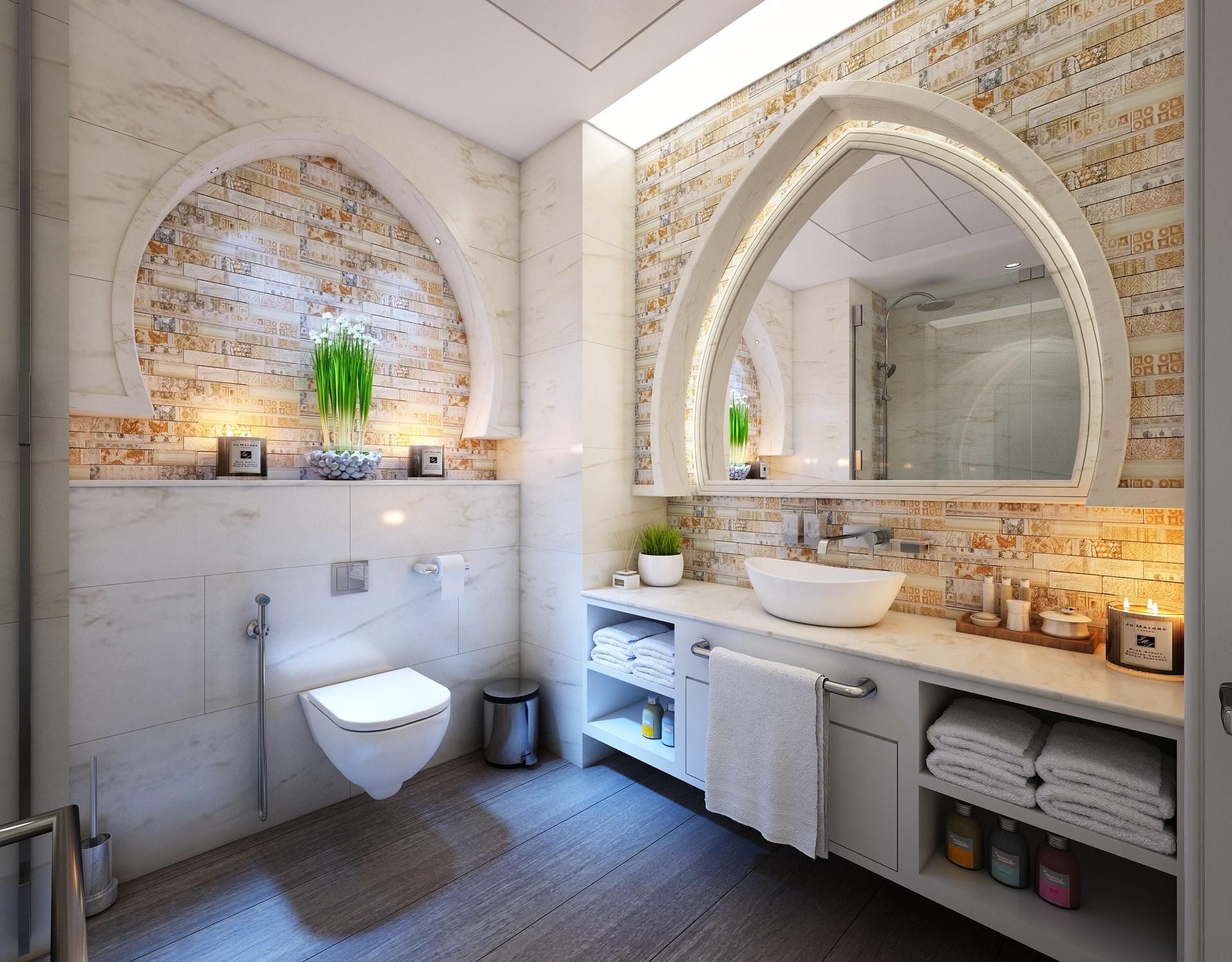 Easy Ways to Improve Your Bathroom